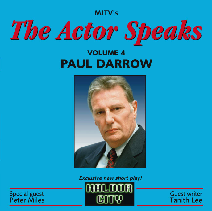 Cover of The Actor Speaks 4