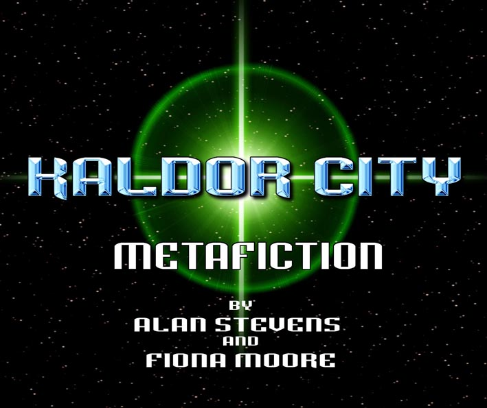 Cover of Metafiction