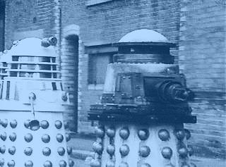 Casual Fridays were never very successful in the Imperial Dalek Force.