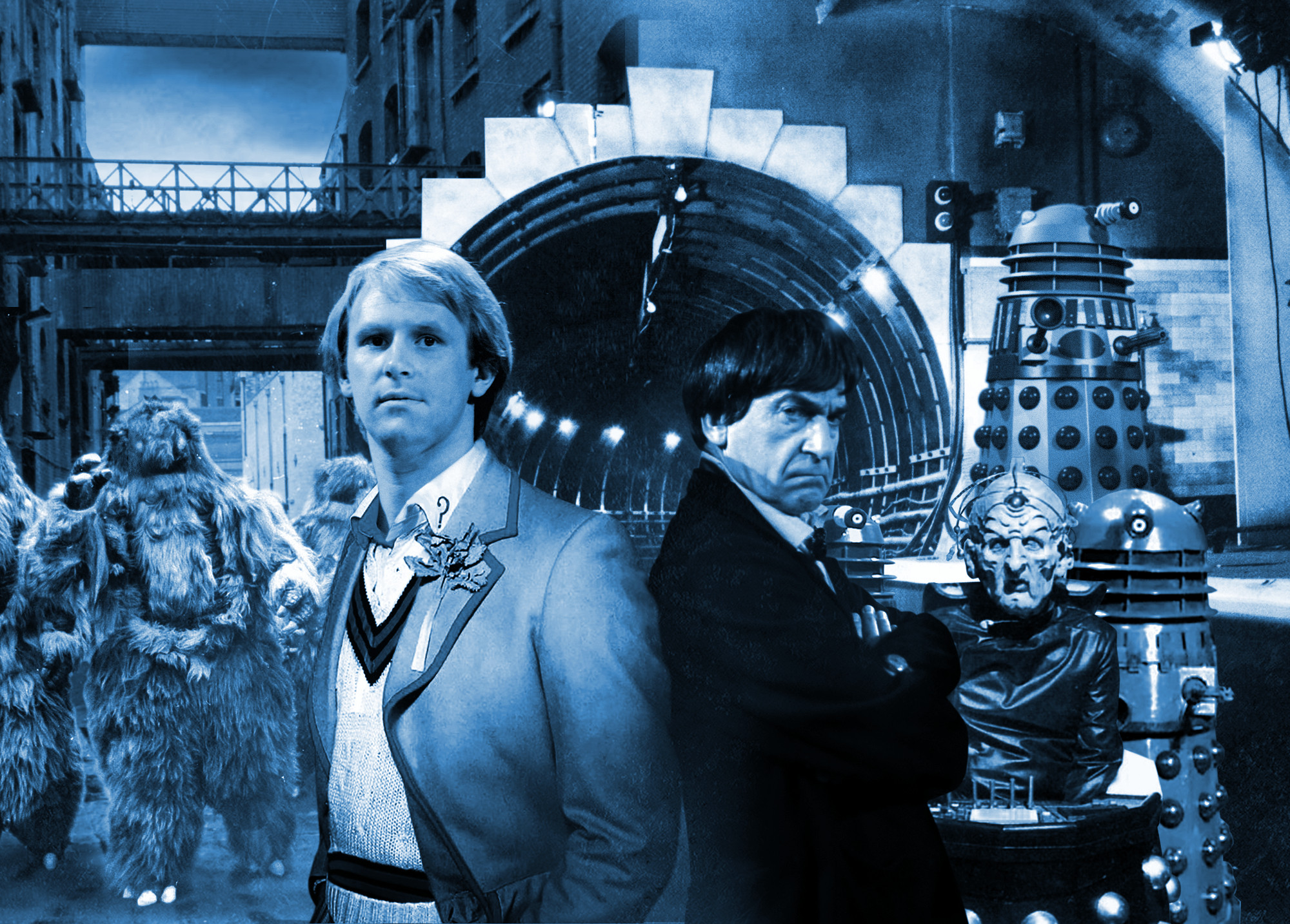 "There's an alternate universe where *this* is ""The Two Doctors""."